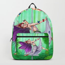 Pole Creatures - Fairy Backpack