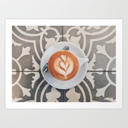 Intelligentsia Art Print