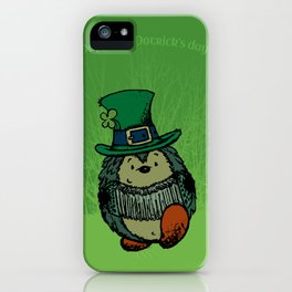 Happy st. Patrick's Day! iPhone Case
