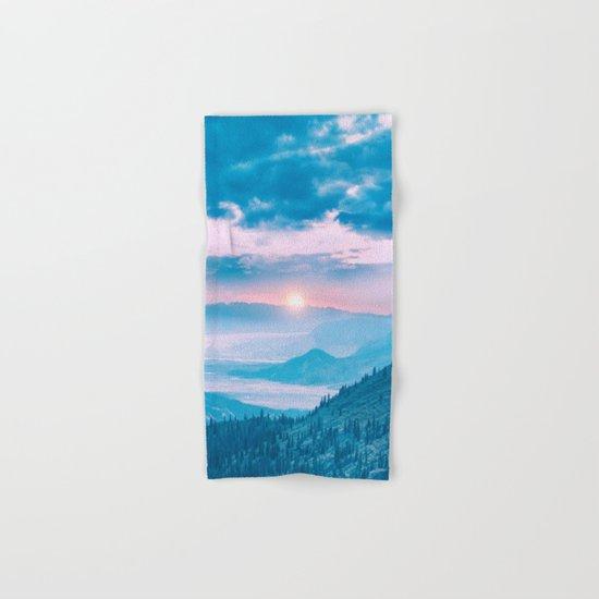 Pastel vibes 15 Hand & Bath Towel