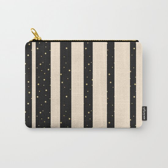 Let it golden snow Carry-All Pouch