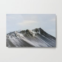 Majestic Mountains Metal Print