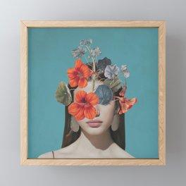 Hidden Beauty 3 Framed Mini Art Print