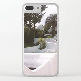 Uruguay - architecture - montevideo Clear iPhone Case