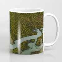 looking for alaska Mugs featuring Alaska Streams by Andy Barron