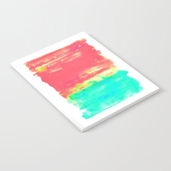 Magenta Sky Notebook