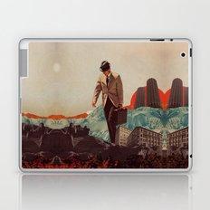 Leaving Their Cities Behind Laptop & iPad Skin