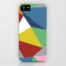 Abstraction Zoom Slim Case iPhone (5, 5s)
