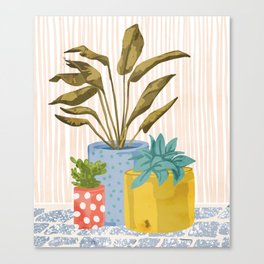Little Garden || Canvas Print
