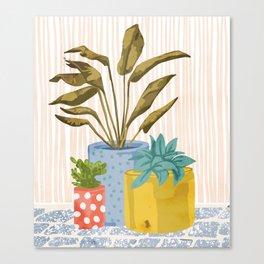 Little Garden || Canvas Print