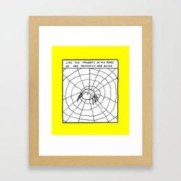 WEB BASED Framed Art Print