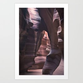 Upper Antelope Canyon-0441 Art Print