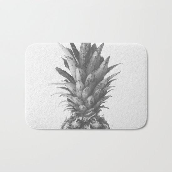 Pineapple Top II Bath Mat