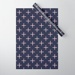 Seamless Cross no.02 Wrapping Paper