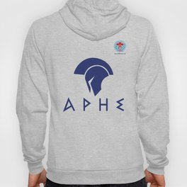 ARES Soccer Hoody