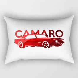 Chevrolet Camaro SS -classic red - Rectangular Pillow