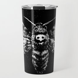 Deaths Head Travel Mug