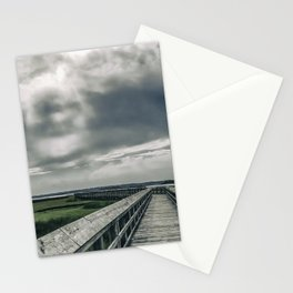 Man In The Clouds Stationery Cards