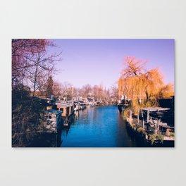 Berlin Spree View* Canvas Print