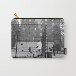 New York Basketball III Carry-All Pouch