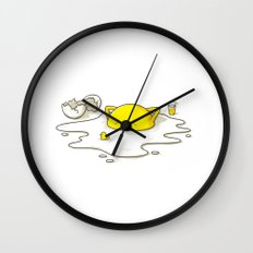 r(EGG)lax Wall Clock