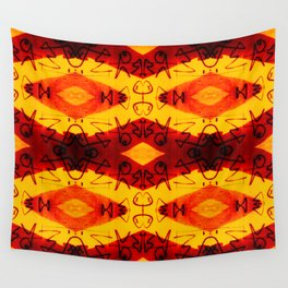 Graffitti - Infinity Series 003 Wall Tapestry