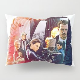 Mission Impossible 2018 Pillow Sham