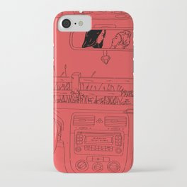 Ease My Mind iPhone Case