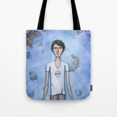 The New Age Tote Bag