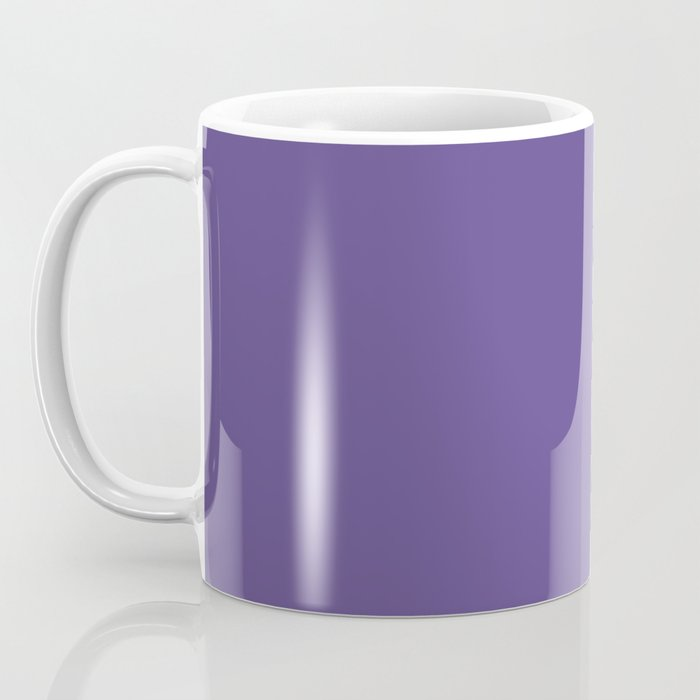 Ultra Violet Purple - Color of the Year 2018 Coffee Mug