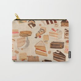 Sweet Cakes Carry-All Pouch