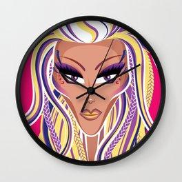 RuPaul Glamazon Wall Clock