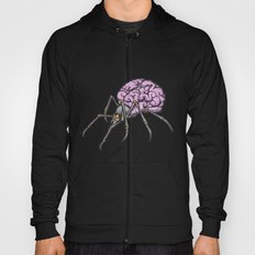 brain spider Hoody
