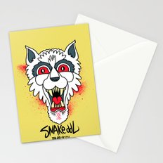 G H O S T  Stationery Cards