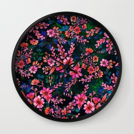 Oh so delicate! Wall Clock