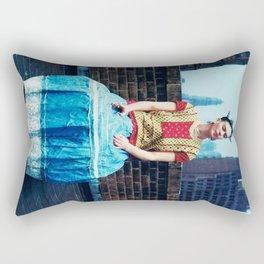FRIDA IN NEW YORK Rectangular Pillow