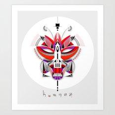 FOX-2 Art Print