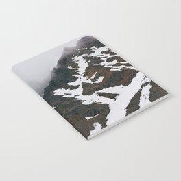 Mount Ruapehu Peak Notebook