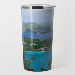 Virgin Islands Travel Mug
