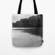 Peace of Swan Lake Tote Bag