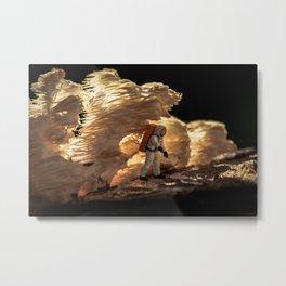 Home Planet #7 Metal Print