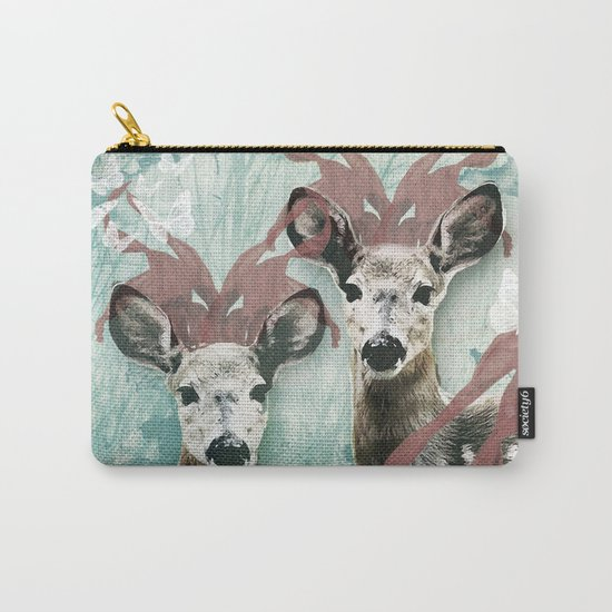 majestic fawn Carry-All Pouch