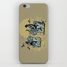 Ma Lil' Outlaws iPhone & iPod Skin
