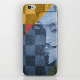 Patchwork 2: The Quickening Reloaded iPhone Skin