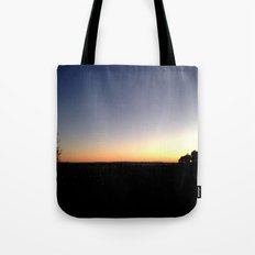Chilly Morning (part 3) Tote Bag
