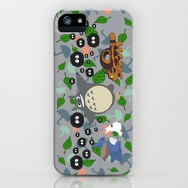 Troll in Motion iPhone Case