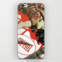 manga iPhone & iPod Skins featuring MANGA! by Toni Infante