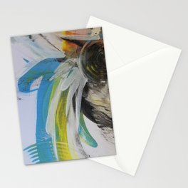 Space and colour 1 Stationery Cards