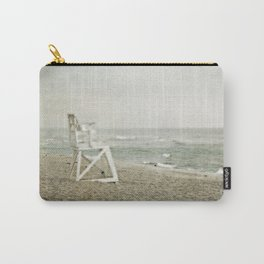 Lifeguard Chair at Dawn Carry-All Pouch