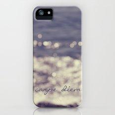 Carpe Diem Slim Case iPhone (5, 5s)
